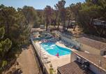 Camping avec Piscine Connaux - Camping  La Pinède en Provence-2