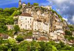 Camping Rocamadour - Sites et Paysages Le Ventoulou-2