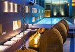 Hôtel 4 étoiles Courmayeur - Heliopic Hotel & Spa-1