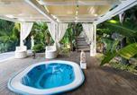Location vacances Mongiuffi Melia - Letojanni Villa Sleeps 6 Pool Air Con Wifi-2