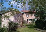 Location vacances Dompierre-les-Ormes - South Burgundy country house Mont Chef-2