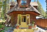 Location vacances Kings Beach - The Gingerbread Cottage (Cabin)-1