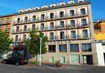 Hôtel Ségovie - Hotel Ele Acueducto-1