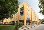 Hôtel Hamburg - Best Western Plaza Hotel Hamburg