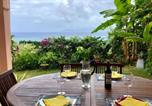 Location vacances  Polynésie française - Kekaa apartment - Tahiti - Punaauia- 1 bedr- pool, garden & sea view- 3 per-1