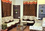Hôtel Bîkâner - Hotel Marudhar Palace-2