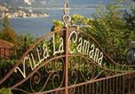 Location vacances  Province du Verbano-Cusio-Ossola - B&B Villa la Camana-1