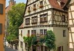 Hôtel Rothenburg ob der Tauber - Hotel Reichs-Küchenmeister-1