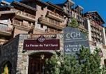 Hôtel Tignes - Cgh Résidences & Spas La Ferme Du Val Claret-2