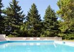 Location vacances Fabriano - Apartment with one bedroom in Fabriano with shared pool furnished terrace and Wifi-3