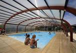 Camping avec Piscine La Brée-les-Bains - Les Hameaux des Marines-3