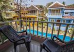 Location vacances Vagator - Elegant Home with Pool View in Anjuna Goa-4