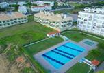 Hôtel Armação de Pêra - Apartamentos Turisticos Vista Mar-4