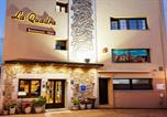 Hôtel Province de Gérone - Hotel-Restaurante La Quadra-1