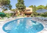Location vacances  Province de Gérone - Delightful holiday home in Sant Antoni de Calongeâ Catalonia, with swimming pool-1