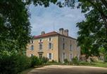 Hôtel Mont-de-Marsan - Lou Castet de Lussolle - Chambres d'hôtes-1