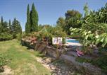 Location vacances Mazan - Studio Holiday Home in Crillon le Brave-4