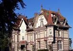 Hôtel Gisors - Château de la Râpée-4