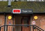 Hôtel Derby - Oyo Tyger Inn, Derby-2