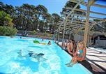 Camping avec Piscine couverte / chauffée Andernos-les-Bains - Campéole Plage Sud-4