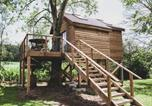 Location vacances Durbuy - Dreamy Chalet in Barvaux-sur-Ourthe with Sauna-1
