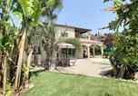 Location vacances Villeneuve-Loubet - Superbe villa avec piscine au bord du fleuve-3