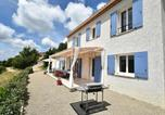 Location vacances Saint-Laurent-du-Verdon - Quaint Villa in Artignosc-sur-Verdon with Private Pool-1