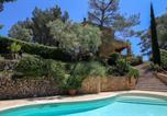 Location vacances Evenos - Villa Vineyards-3
