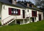 Location vacances Etang-sur-Arroux - House in Burgundy, in the Morvan natural reserve-1