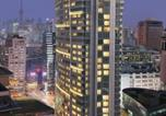 Hôtel Shanghai - Shanghai Marriott Hotel City Centre-3