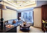 Hôtel Ningbo - Yousu Hotel & Apartment Tianyi Square Yinyi Global Center Apartment Ningbo-3