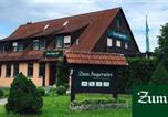 Hôtel Feuchtwangen - Landgasthof zum Angerwirt-2