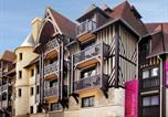 Hôtel 4 étoiles Saint-Arnoult - Mercure Deauville Centre-2
