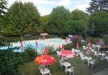 Camping avec Quartiers VIP / Premium Dordogne - Sites et Paysages La Rivière Fleurie-2