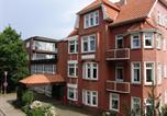 Hôtel Cuxhaven - Hotel Wehrburg-2