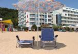 Location vacances Balchik - Admiral Apartments-4