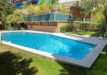 Location vacances Madrid - Studio in Madrid with shared pool enclosed garden and Wifi-1