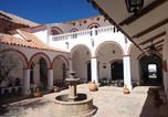 Location vacances  Bolivie - Hostal Colonial Potosi-1