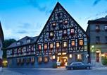 Hôtel Dettelbach - Löwen Hotel & Restaurant-1