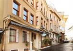 Hôtel Binbirdirek - Theodian Hotel-2