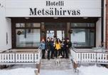 Hôtel Rovaniemi - Hotel Metsähirvas-3