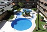 Location vacances Fuengirola - Palm Beach-1