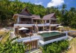 Location vacances Ko Tao - Perfect View Pool Villa-1