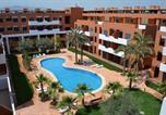 Hôtel San Juan de los Terreros - Aparthotel Parque Tropical-3