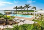 Location vacances Trapani - Marausa Villa Sleeps 6 with Pool Air Con and Wifi-1
