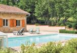 Location vacances Etagnac - Four-Bedroom Holiday home Mouzon with a Fireplace 04-3