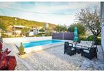 Location vacances Trilj - Quaint Holiday Home in Sinj with Private Pool-1