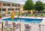 Hôtel 4 étoiles Meursault - Novotel Dijon Route des Grands Crus-2