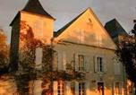 Hôtel 4 étoiles Pau - Chateau De Meracq-1