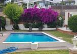 Location vacances Torrelles de Llobregat - Bungalow with heated private pool-3